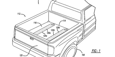 Ram Ramps:: patent application reveals integrated loading design for big pickups