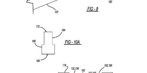 Ram Ramps: patent application reveals integrated loading design for big pickups