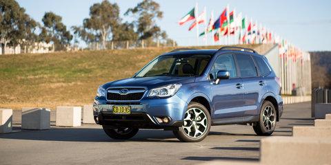 Hyundai Tucson V Mazda CX 5 V Subaru Forester V Toyota RAV4: Medium Diesel  SUV Comparison
