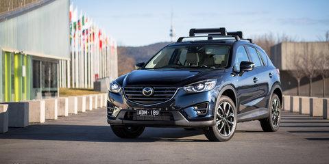 Hyundai Tucson v Mazda CX-5 v Subaru Forester v Toyota RAV4: Medium ...
