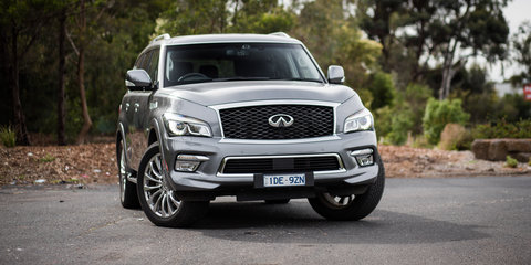 2015 Infiniti QX80 Review
