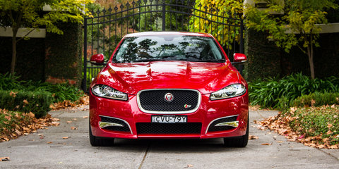 2015 Jaguar XF-S Diesel Review: Run-out round-up
