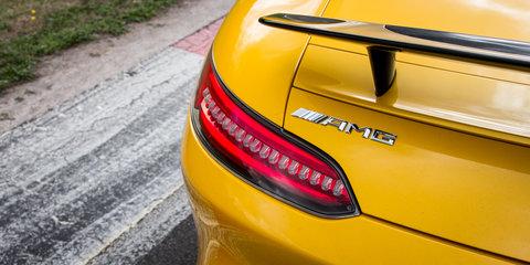 Mercedes-AMG GT sedan coming to rival Panamera - report