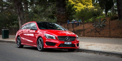 2015 Mercedes-Benz CLA200 Shooting Brake Review