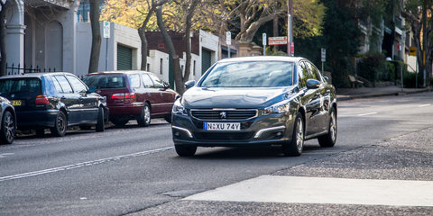 2015 Peugeot 508 Active Review : Long-term report one