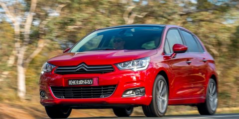 2015 Citroen C4 Review
