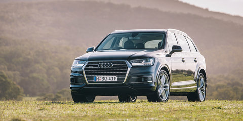 2016 Audi Q7 range expansion imminent