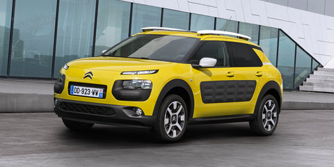 Citroen C4 Cactus preliminary specifications revealed