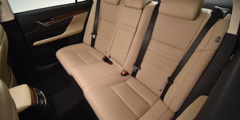 2016 Lexus GS200t unveiled, replaces GS250