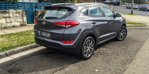 2018 Hyundai Tucson pricing and specs: More power, standard Apple CarPlay and Android