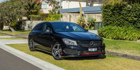 2015 Mercedes-Benz CLA250 Sport 4Matic Shooting Brake Review