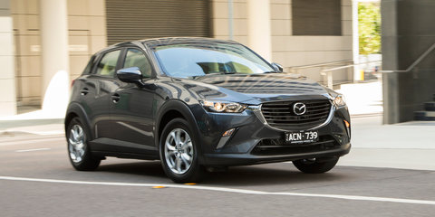 Mazda beats Toyota in September SUV sales