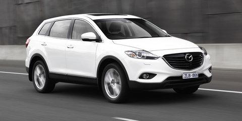Mazda 2, CX-3, CX-9 recalled for suspension fix