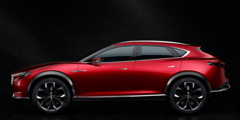 Mazda Koeru production model likely to be sold in China before anywhere else