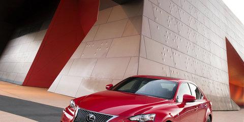 2016 Lexus IS200t Review