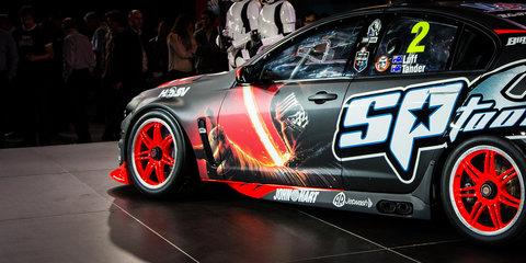 2015 Bathurst 1000: Star Wars-themed HRT Commodore supercar revealed