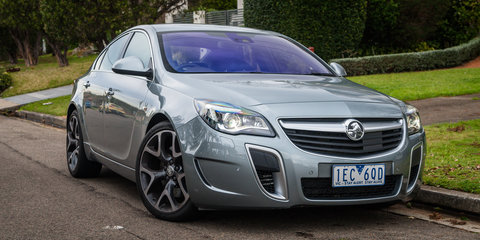 2015 Holden Insignia VXR Review