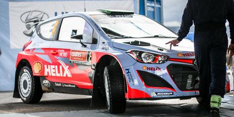 Hyundai Motorsport: Inside WRC service