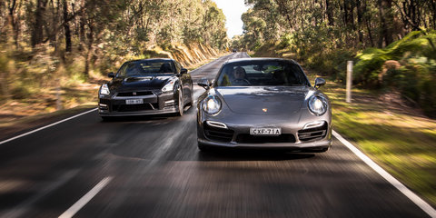 2015 Nissan GT-R Premium v Porsche 911 Turbo : Comparison Review