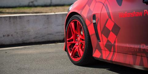 Drag race :: Model S P85D v V8 Supercar v Walkinshaw W507
