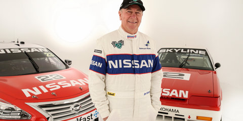 2015 Bathurst 1000: Nissan Altima supercar gets 25-year anniversary livery