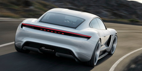Porsche to invest $9.42b in electrification
