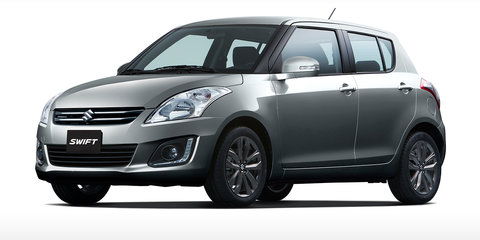 Suzuki Swift recalled for parking brake fix