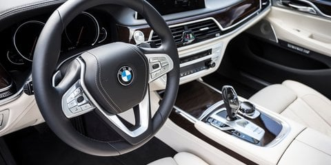 2017 BMW 7 Series adds remote parking tech for Australian range