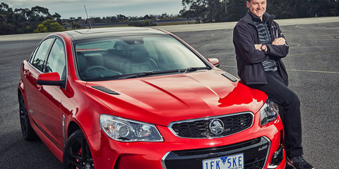 2016 Holden VF Commodore Series II revealed: VFII features new V8 engine, front and rear design changes