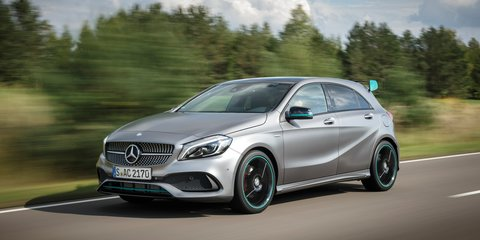 2016 Mercedes-Benz A250 Sport 4Matic Review: Motorsport Edition