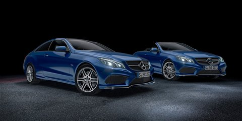 Mercedes-Benz E-Class Coupe and Cabriolet Sport Edition revealed as part of 2016 upgrade