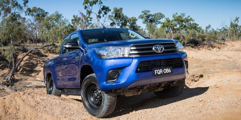 2016 Toyota HiLux tuned for Australia, with big sales on the horizon