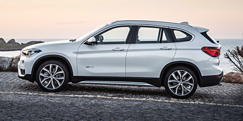 2016 BMW X1 pricing and specifications