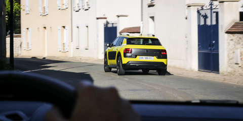 2016 Citroen C4 Cactus Review