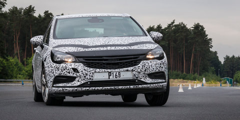 Holden engineers involved in new Astra development from the beginning