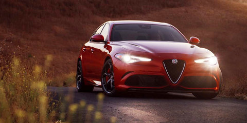 Alfa Romeo full-size sedan due in 2018 - report