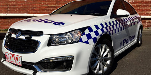 Victoria Police adds Holden Cruze to patrol fleet in lead-up to Commodore exit - UPDATE