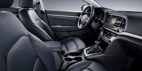2016 Hyundai Elantra revealed ahead of Australian launch next year