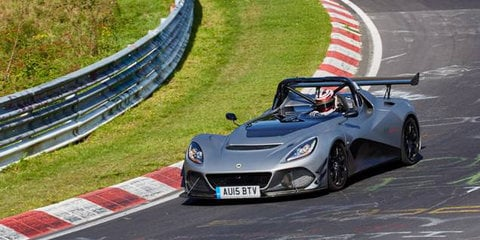 Profitable Lotus to expand range, SUV still in the plan
