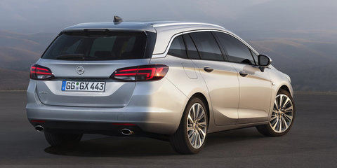 Opel Astra Sports Tourer wagon to form part of Holden's 24 new cars by 2020