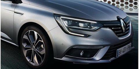 2016 Renault Megane revealed in new leaked images