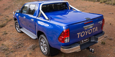 2016 HiLux will get over 60 Toyota Genuine accessories: Industry pack featured, export planned
