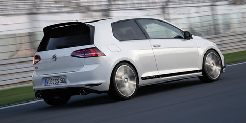 Volkswagen Golf GTI Clubsport goes official to celebrate 40th anniversary - UPDATE