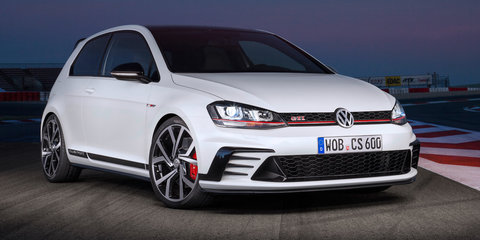 Volkswagen Golf Clubsport coming to Australia: 'Golf GTI 40 Years' to be most powerful GTI ever, from mid-year