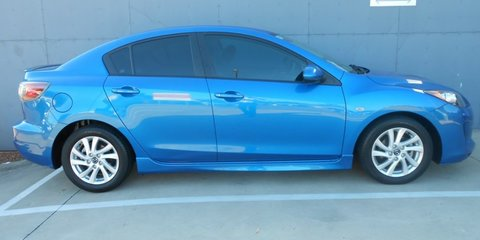 2013 Mazda 3 Maxx Sport Review Review