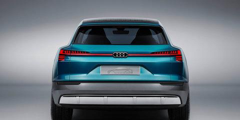 Audi e-tron quattro SUV revealed for Frankfurt: Production model due in 2018