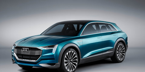 Audi's first electric SUV won't be its most expensive high-rider