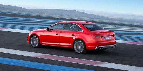 2016 Audi S4 sedan and S4 Avant revealed, due in Australia late next year