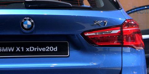 2016 BMW X1 Walkaround : 2015 Frankfurt Motor Show