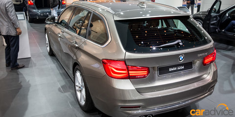 2015 Frankfurt motor show Image Gallery : Day Two